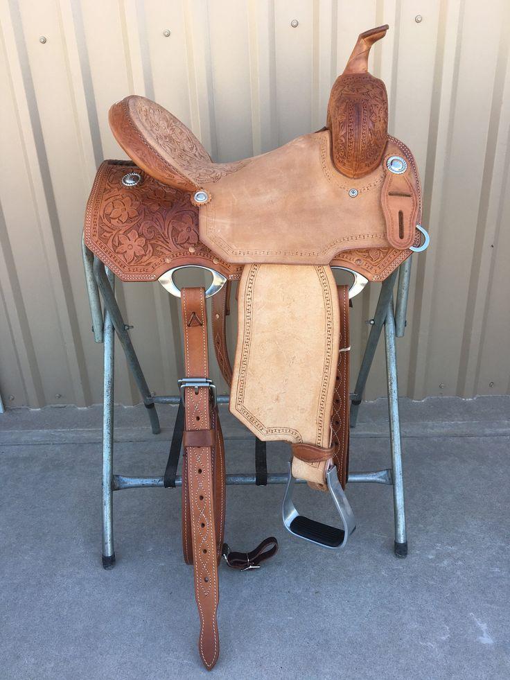 CSB 555B Corriente New Style Barrel Saddle