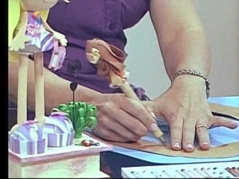 Guirlanda em EVA - Hora de Arte - Arte Fácil