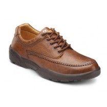 #DrComfort Stallion Casual Comfort #OrthopedicShoes for Men - Chestnut http://mobiliexpert.com/en/stallion-casual-comfort-orthopedic-shoes-for-men-chestnut.html?