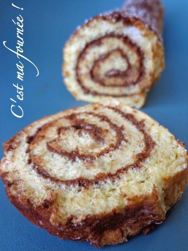 C'est ma fournée !: Le biscuit roulé de Pessah (sans farine)