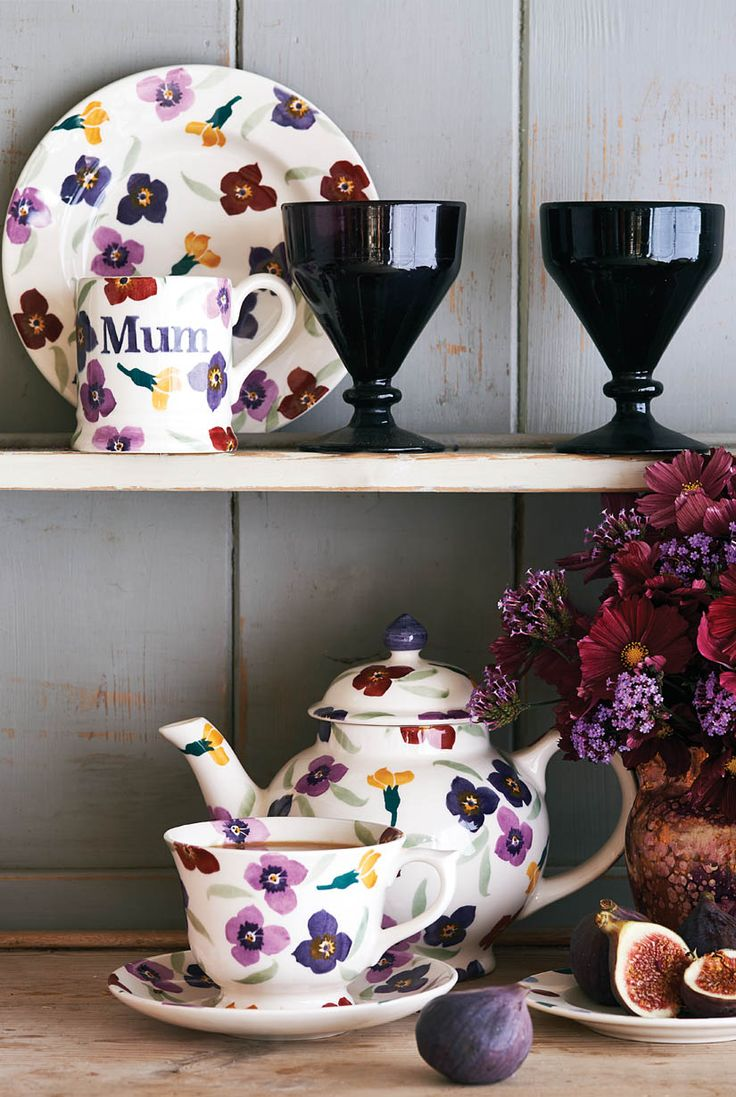 Pottery at Emma Bridgewater