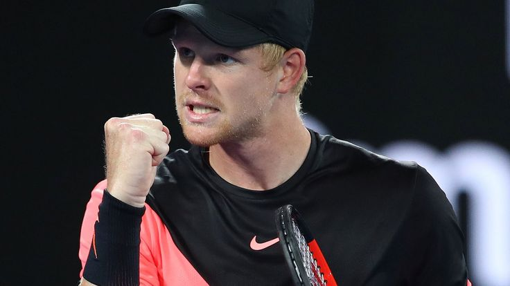 Kyle Edmund replaces Andy Murray to become British number one for first time