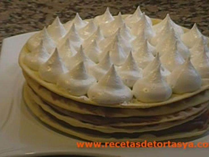 Torta Rogel – Alfajor Rogel - Recetas de Tortas YA! - Taringa!