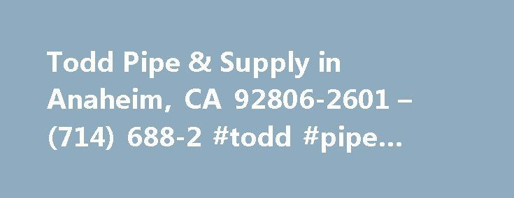 Cool Credit Card Machine: Todd Pipe & Supply in Anaheim, CA 92806-2601 – (714) 688-2 #todd #pipe #anahei...  philadelphia Check more at http://creditcardprocessing.top/blog/review/credit-card-machine-todd-pipe-supply-in-anaheim-ca-92806-2601-714-688-2-todd-pipe-anahei-philadelphia/