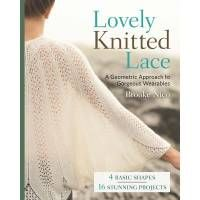 Книга Lovely Knitted Lace (LB-07813)
