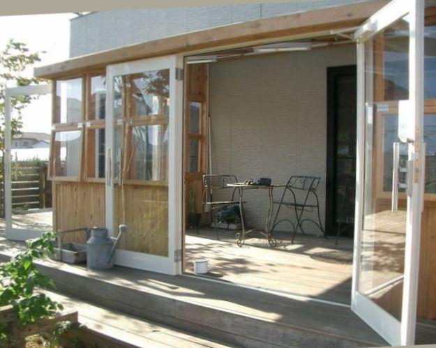 陽だまりのサンルームへ、ようこそ!|ガーデニング・庭|デザイン・工事実績|外構エクステリア工事のBOSCO(ボスコ)|仙台・宮城