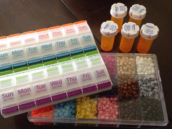 Major Speech Pathology Fun with a Side of Gluten Free: Medication Management Freebie (Adult Use Only)