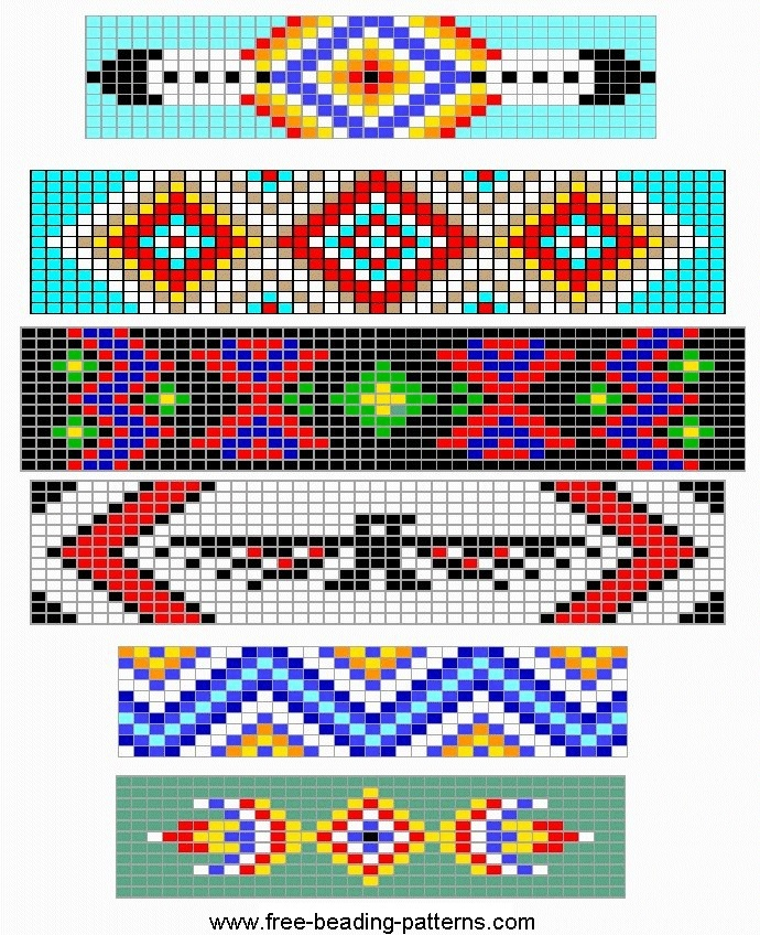 beaded bracelet design ideas 1000 images about indian beadwork on pinterest loom beading - Beaded Bracelet Design Ideas