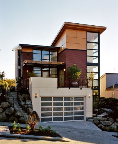 65 best northwest contemporary images on pinterest for Modern house 52