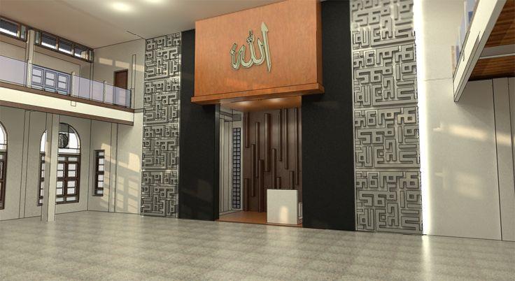 mihrab's mosque design