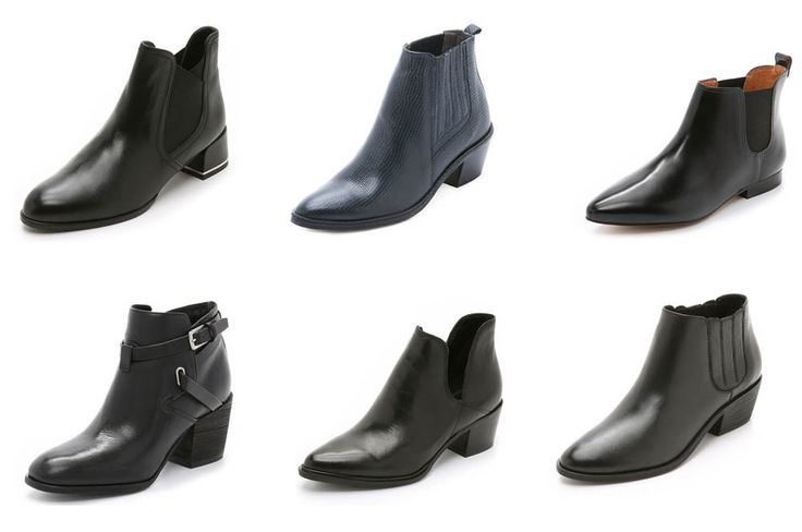 How to Wear Ankle Boots | Acne Studios Jensen Boots | The Tia Fox