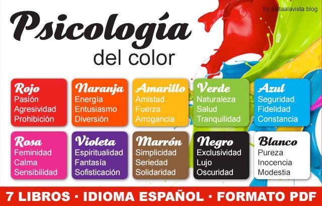 Psicología del Color en Diseño – 7 Libros PDF Gratis
