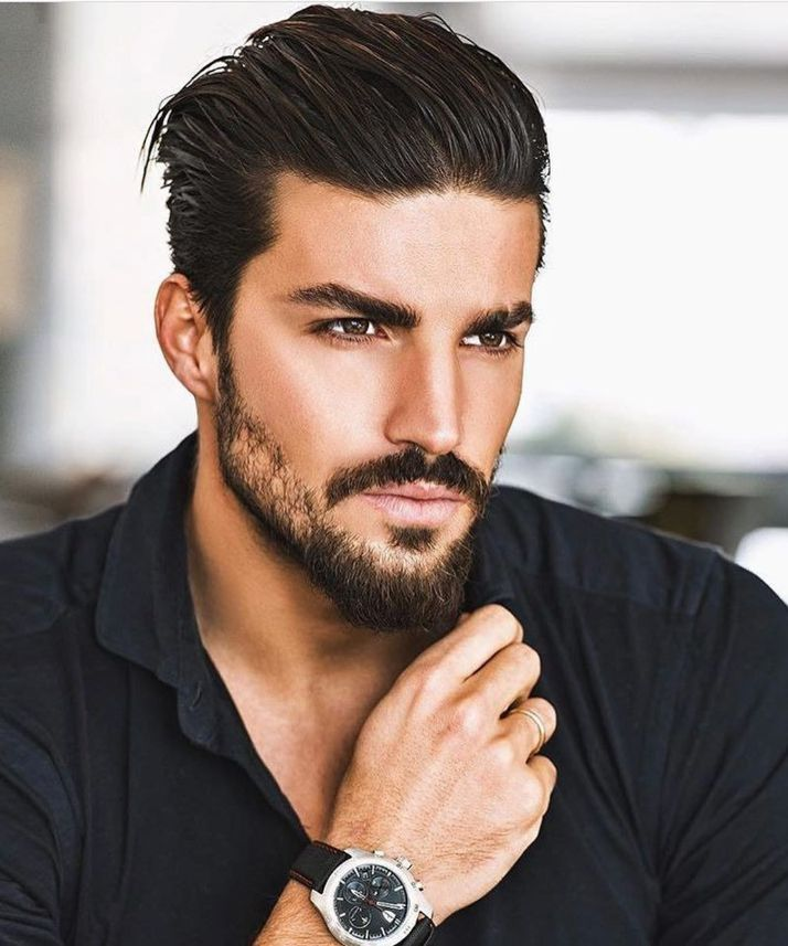 Hair Bello On Instagram Hairinspo By Marianodivaio Combine Purplerain Wax With Staystro Mens Facial Hair Styles Cool Hairstyles For Men Beard Hairstyle