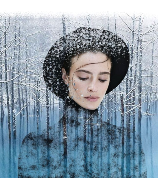 • photo-Mara Lazaridou • digital collage-norlaura