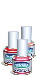 Ideaal voor mensen die last hebben van schimmelnagels. Unieke nagellak op basis van acryl en speciaal ontwikkeld voor de cosmetische verzorging van kalknagels. Omdat de nagellak luchtdoorlatend is - in tegenstelling tot gewone nagellak op cellulose basis - wordt de nagel onder de lak niet vochtig, waardoor de verzorging van de kalknagel gewoon kan doorgaan. Uiteraard kan deze nagellak ook op gezonde nagels gebruikt worden.  Te koop op http://www.melineaschoonheidsproducten.be