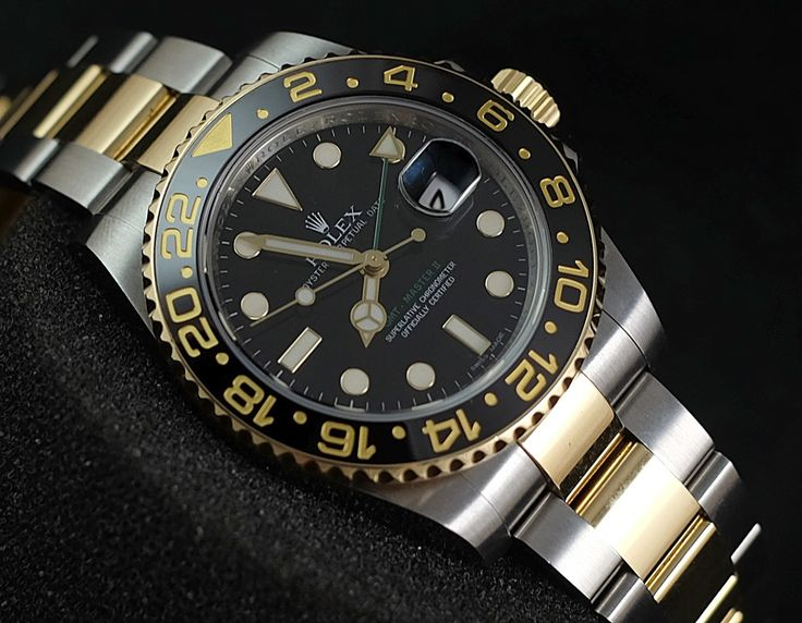Rolex GMT-MasterII TwoTone Ceramic 116713 (2013)  (PREOWNED - ORIGINAL) WE ARE BASED AT JAKARTA please contact us for any inquiry : whatsapp : +6285723925777 blackberry pin : 2bf5e6b9  #WATCH #WATCHES #FORSALE #WATCHFORSALE #ROLEX