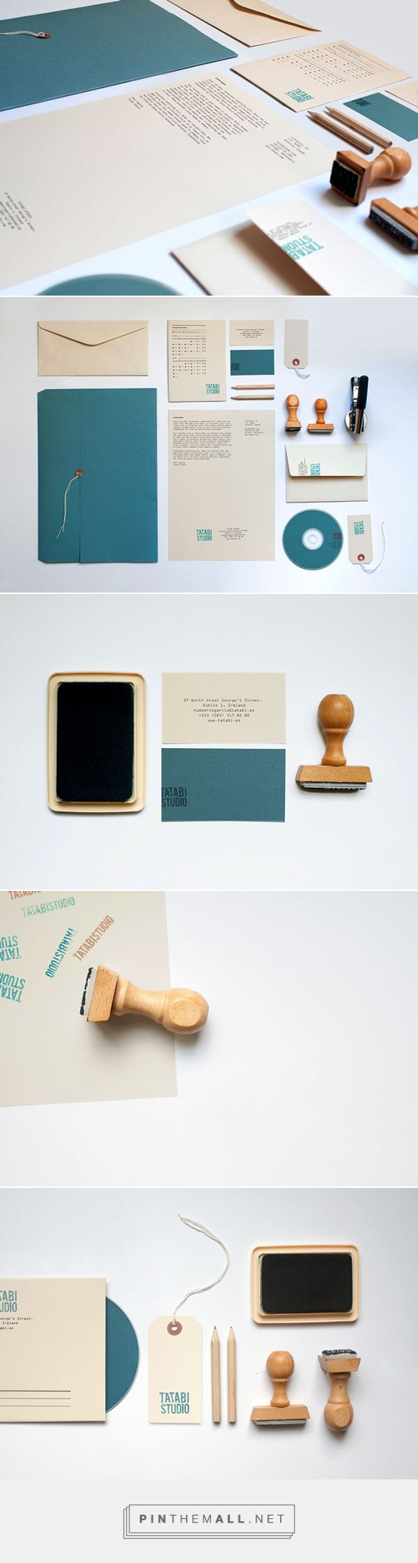 Tatabi Studio Self Branding | Fivestar Branding – Design and Branding Agency & Inspiration Gallery