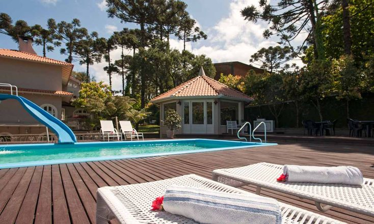 melhores hospedagens alternativas trivago awards pousada doce canela piscina Localização: Canela, Rio Grande do Sul- Brasil