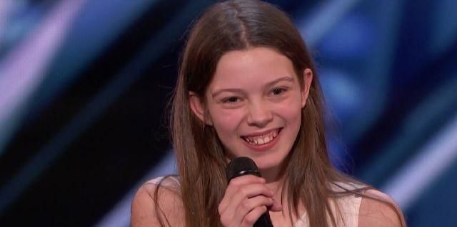 Americas Got Talent judges blown away by 13-year-old