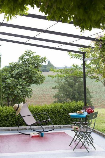 98 best Maison et rénos images on Pinterest Bedroom, Chaise lounge - peindre une terrasse en beton