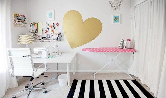 37 besten n hzimmer mein zimmer nicht nur zum n hen. Black Bedroom Furniture Sets. Home Design Ideas