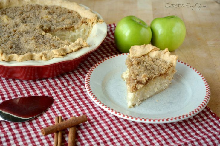 French Apple Pie  Eat It & Say Yum