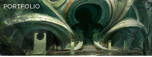 Matt Kohr - Concept Art and Illustration - home