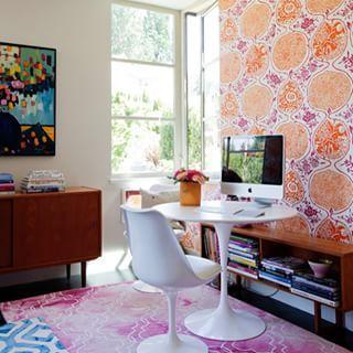 Best 25 round desk ideas on pinterest art furniture for Runder schreibtisch