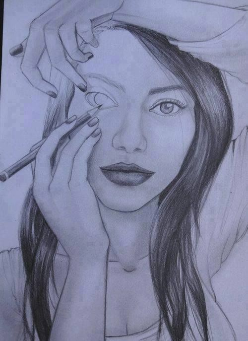 I would love to be able to draw like this :)