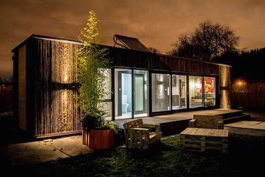 Ireland's First Shipping Container Home Will House the Homeless