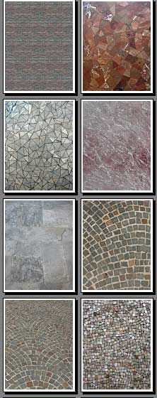 Free printable mosiac, marble, brick, pavement, cobblestones scrapbook backgrounds