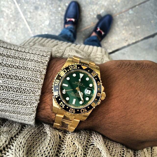 1000+ ideas about Rolex Submariner Gold on Pinterest ...