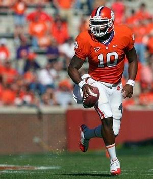 The Water Cooler: Previewing ACC Quarterbacks: Clemson's Tajh Boyd