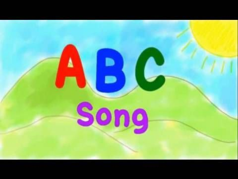 abc song in upper and lower case letters