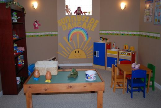 Toy Story Day Care : Best sunnyside daycare ideas on pinterest childcare