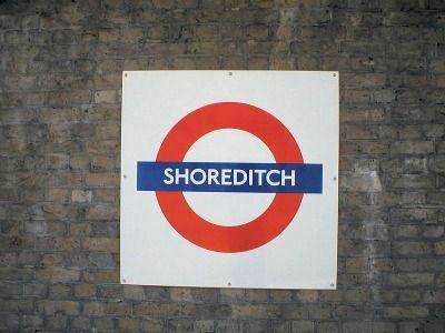 Image result for old street tube sign