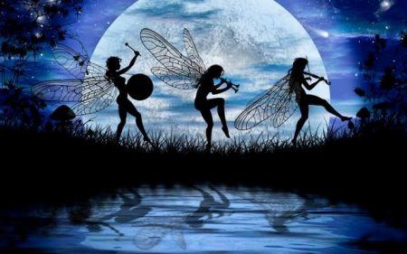 Three Muses -