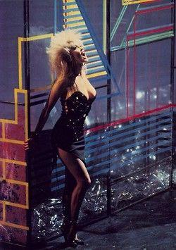 Cheryl Rixon | 80s graphics | Pinterest