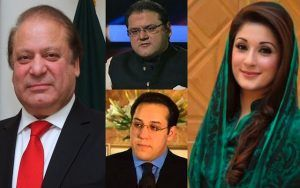 Interior Ministry puts Sharifs on Exit Control List | Pakistan Today