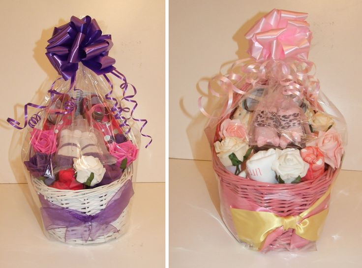 Baby Gift Basket Co : Best ideas about baby girl gift baskets on