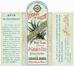 jn giraud fils、ヴィンテージフランスの香水のラベル、トイレタオのアクセサリー、アンティークの香水のグラフィック、印刷可能なフランスの一面