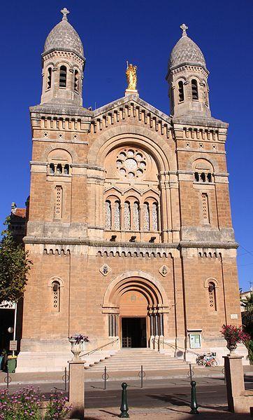 Saint Raphael, France ~ Notre Dame de la Victoire