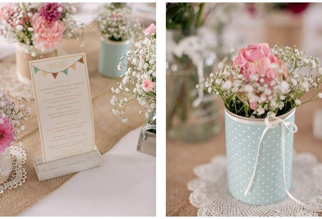 DIY-Hochzeit | Hochzeitsblog marryMAG| Der Hochzeitsblog