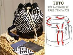 SAC : 10 Patrons et Tutos couture gratuits Bettinael.Passion.Couture.Made in france