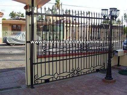 17 mejores ideas sobre rejas para puertas en pinterest rejas para casas rejas y puertas para - Fotos de puertas metalicas para casas ...