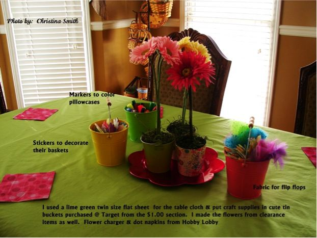 Slumber party ideas cause we all know that it 39 s way mor for Crafts for 10 year old birthday party