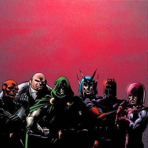 The original Cabal eventually fell apart due to each member's own superiority complexes and a mutual disdain for the Red Skull. Magneto left the team, taking with him a beaten Red Skull whom he buried alive, Wizard was captured and the Avengers fought the rest of the cabal who either made a hasty escape or were subsequently captured.