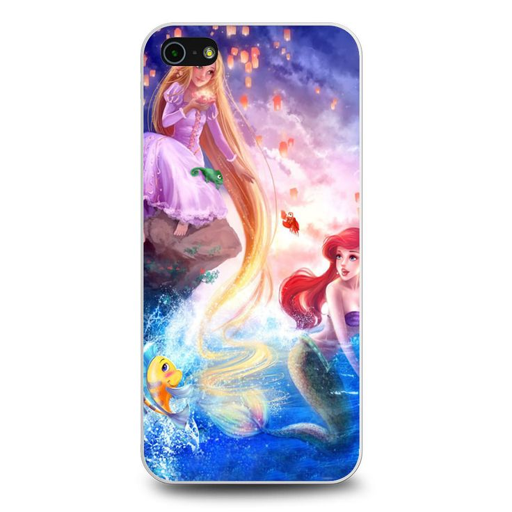 Rapunzel and Ariel iPhone 5[S] Case