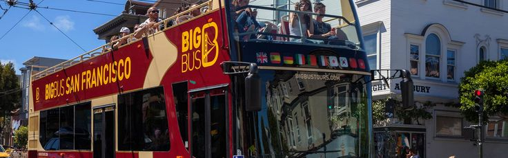 Find out more about local events in San Francisco & how these may be affecting our routes & service. See our service information online at Big Bus Tours.