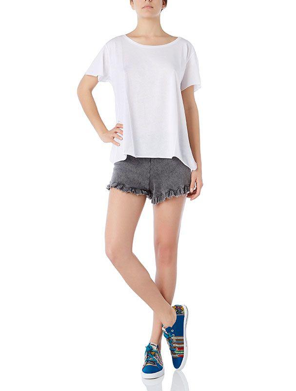 Santa cruz top-Warwick shorts   #inkkas shoes www.wecreateharmony.com